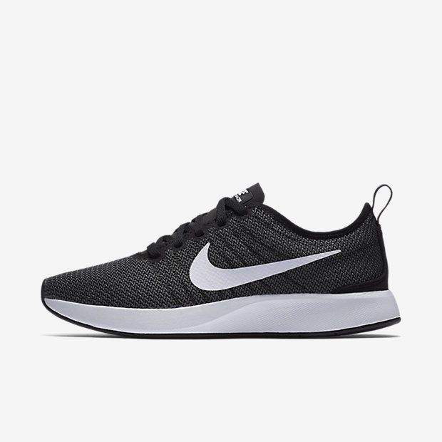 Nike Dualtone Racer Women S Shoe Http Shopstyle It L Ccyh Black White Minimal Every Day Training Lightw Black Shoes Women Nike Women Black Running Shoes