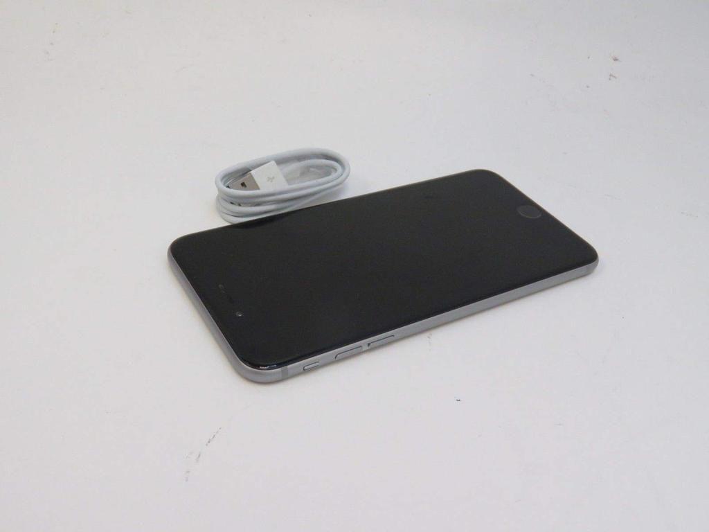 Apple iPhone 6, GSM Unlocked, 16GB Space Gray (Renewed