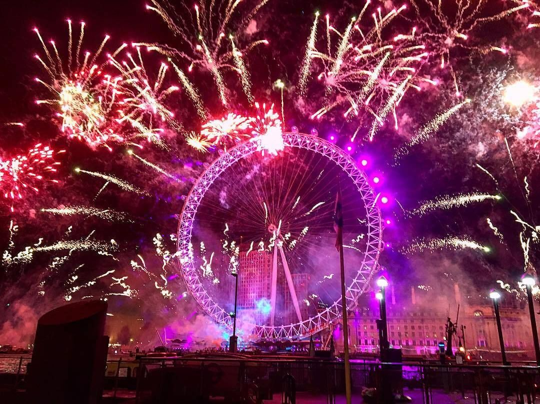 Best 5 London Places To Enjoy New Year Eve   London places ...