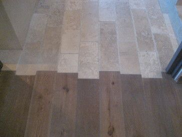 Flooring - traditional - wood flooring - chicago - Mark Hickman Homes