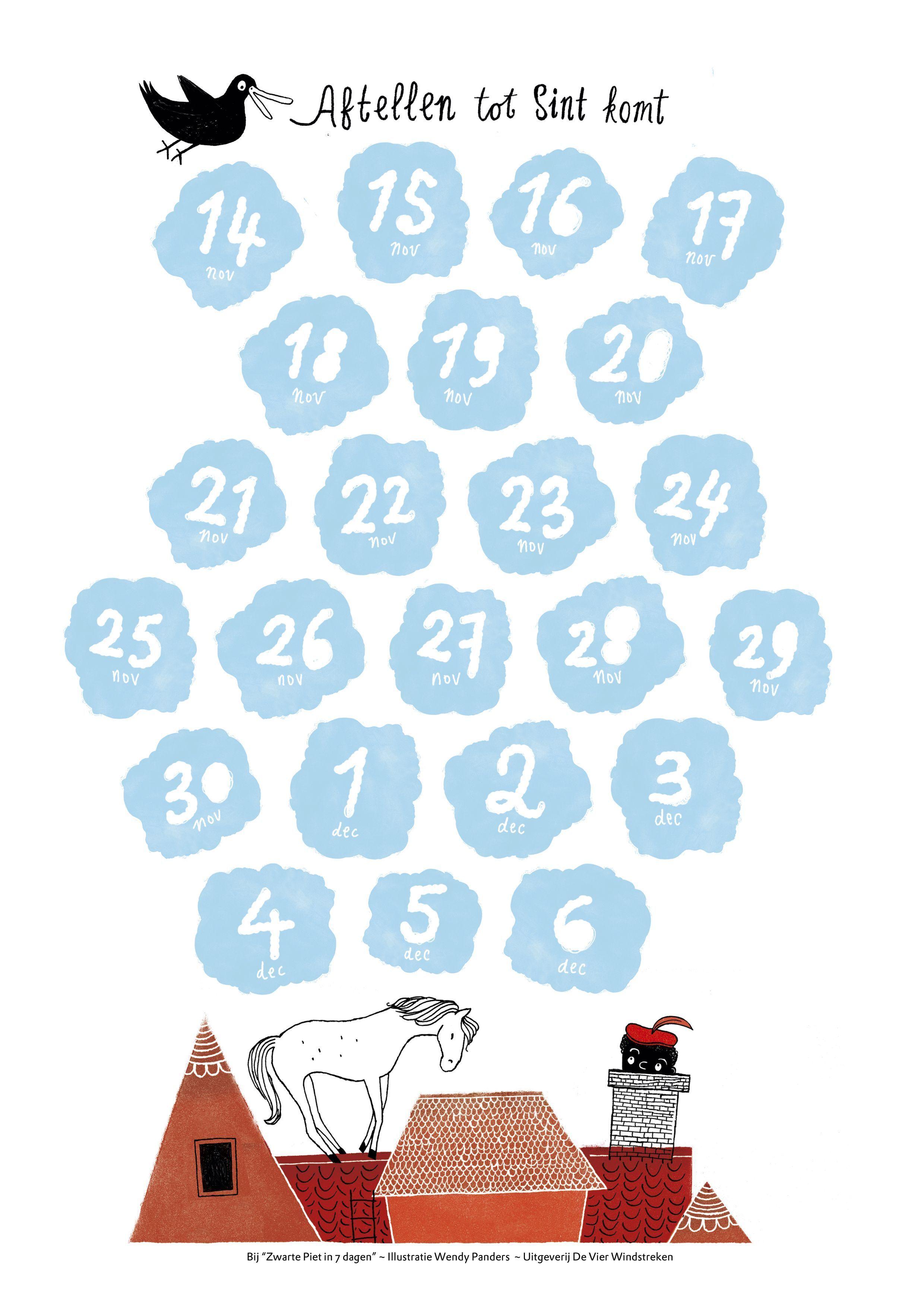Aftelkalender Zwarte Piet in 7 dagen #zwartepietknutselen Aftelkalender Zwarte Piet in 7 dagen #zwartepietknutselen Aftelkalender Zwarte Piet in 7 dagen #zwartepietknutselen Aftelkalender Zwarte Piet in 7 dagen #zwartepietknutselen