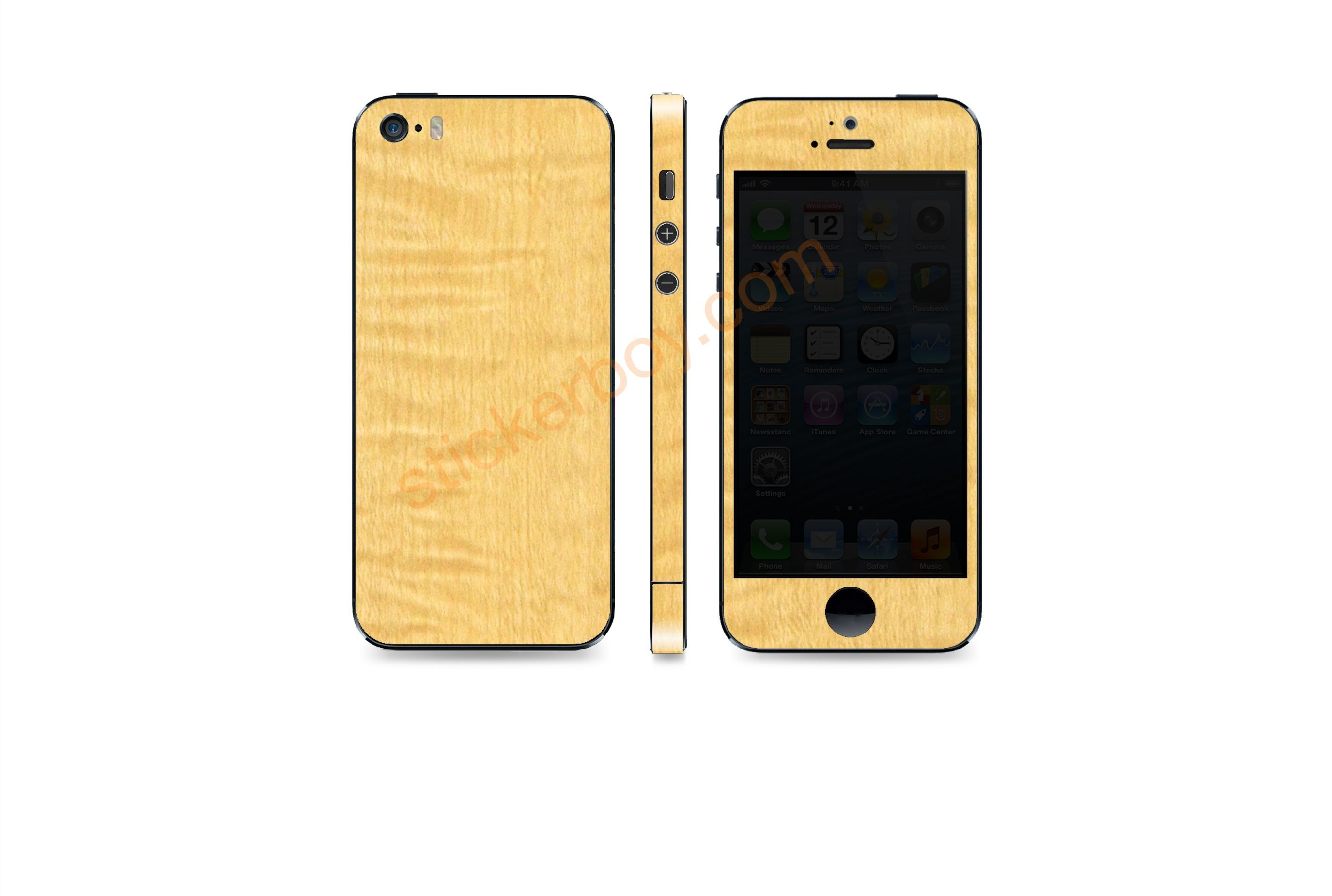 ORDER NOW - iPHONE 5S WOOD SERIES