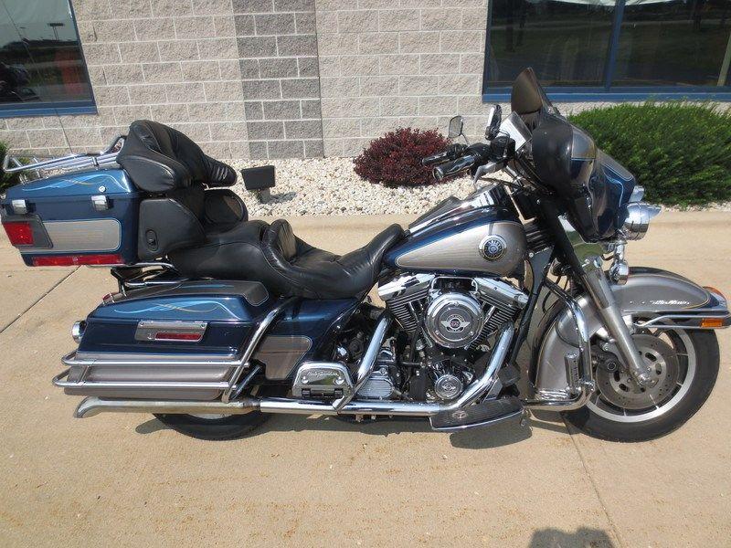 1998 Harley-Davidson® FLHTC/I Electra Glide® Classic (Blue