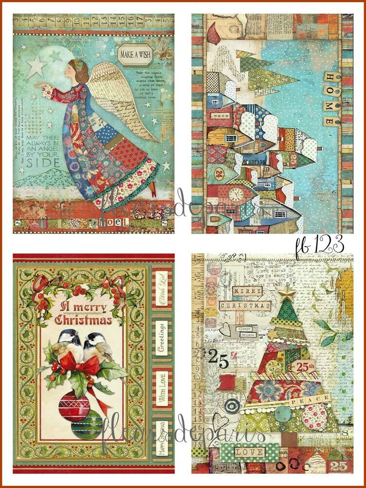 ~ Vintage Beatrix Potter Rabbit Storybook 9 Small Prints on Fabric FB 220 ~