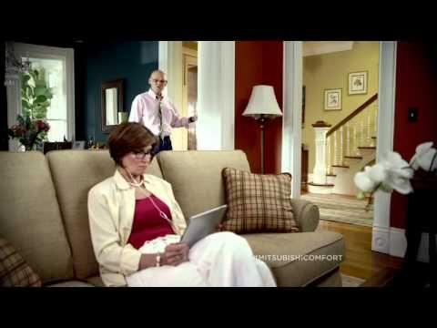 Carville Matalin 30 Tv Spot Stupid Mitsubishi Electric