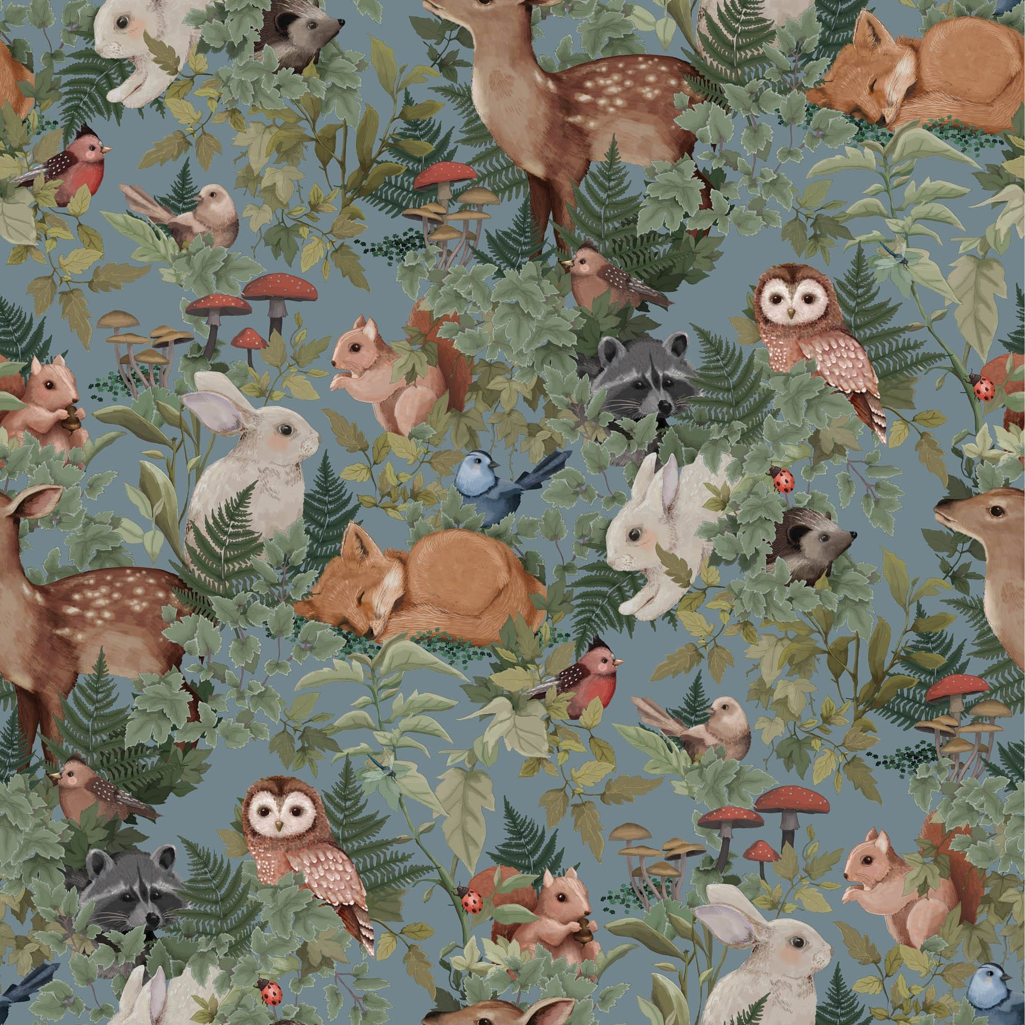 Jimmy Cricket Woodlands Sample Wallpaper - Trouva