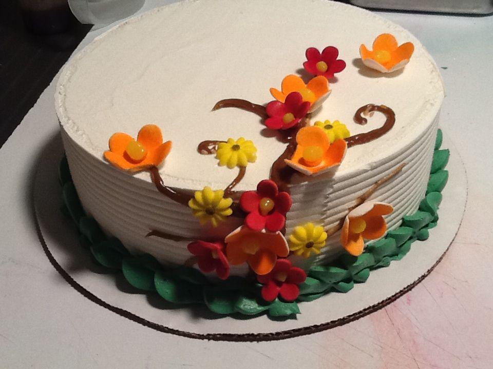 Dq cakesdairy queen fall ice cream cake cake
