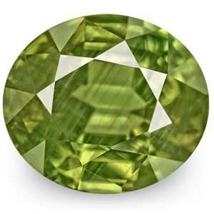 1.54-Carat VS-Clarity Fiery Yellowish Green Alexandrite (IGI)