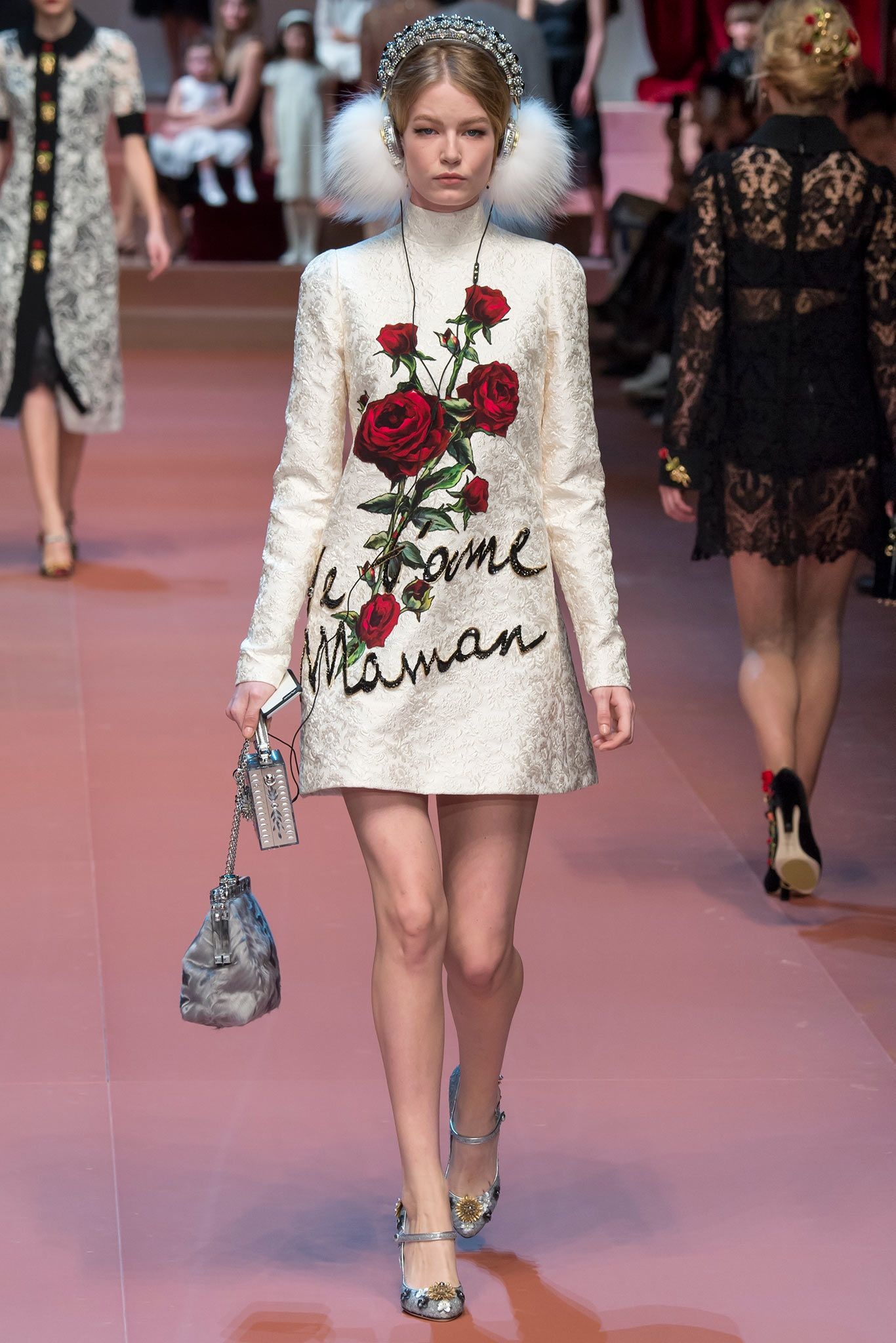 457799469b Dolce & Gabbana FW 2015 | Stuff - Clothes | Fashion, High fashion ...