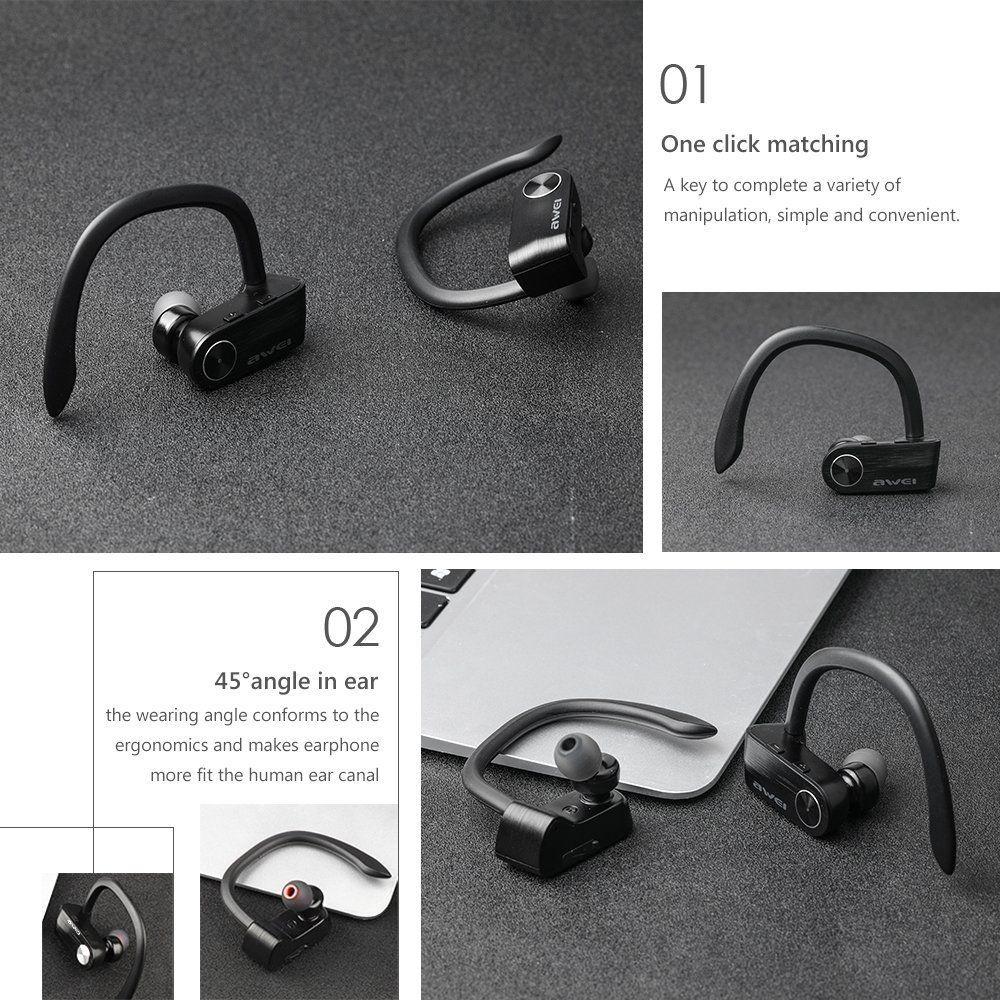 Wireless Earbuds True Wireless Stereo Bluetooth 4.2