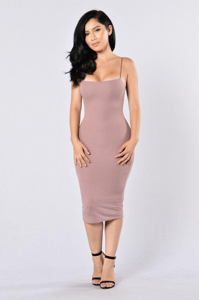 Shake It Dress - Mauve | Pinterest | Mauve, Neckline and Skinny