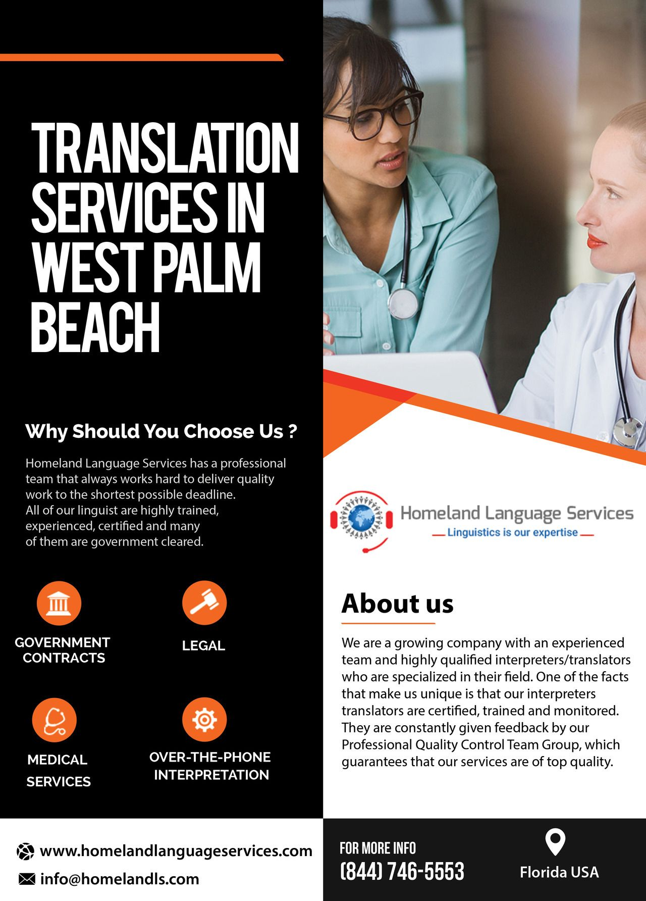 certified  translation  service  with images