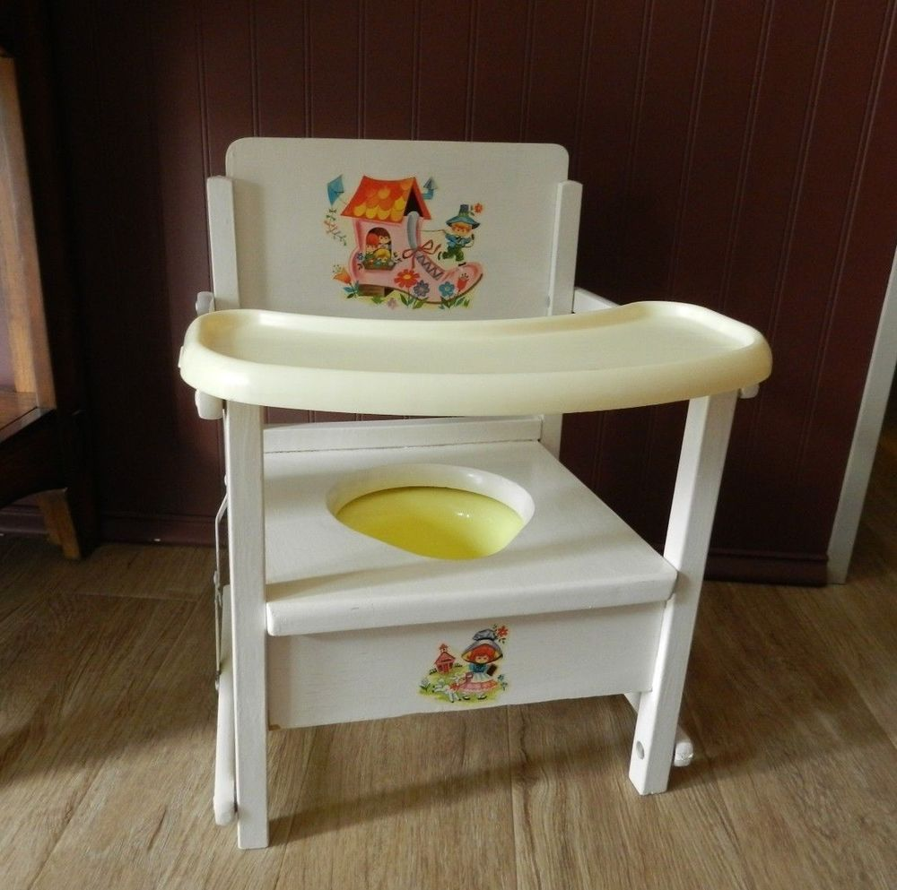 wooden toddler chair with tray