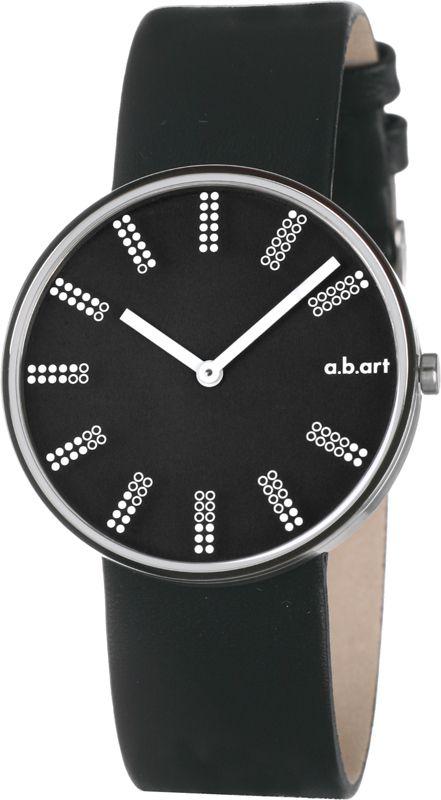 Apart nieuw A.b.art-horloge: a.b.art DL402 Black, a.b.art horloge. Officiële a.b.art dealer, met Garantie http://www.horloge.nl/a-b-art-black-dl402.htm