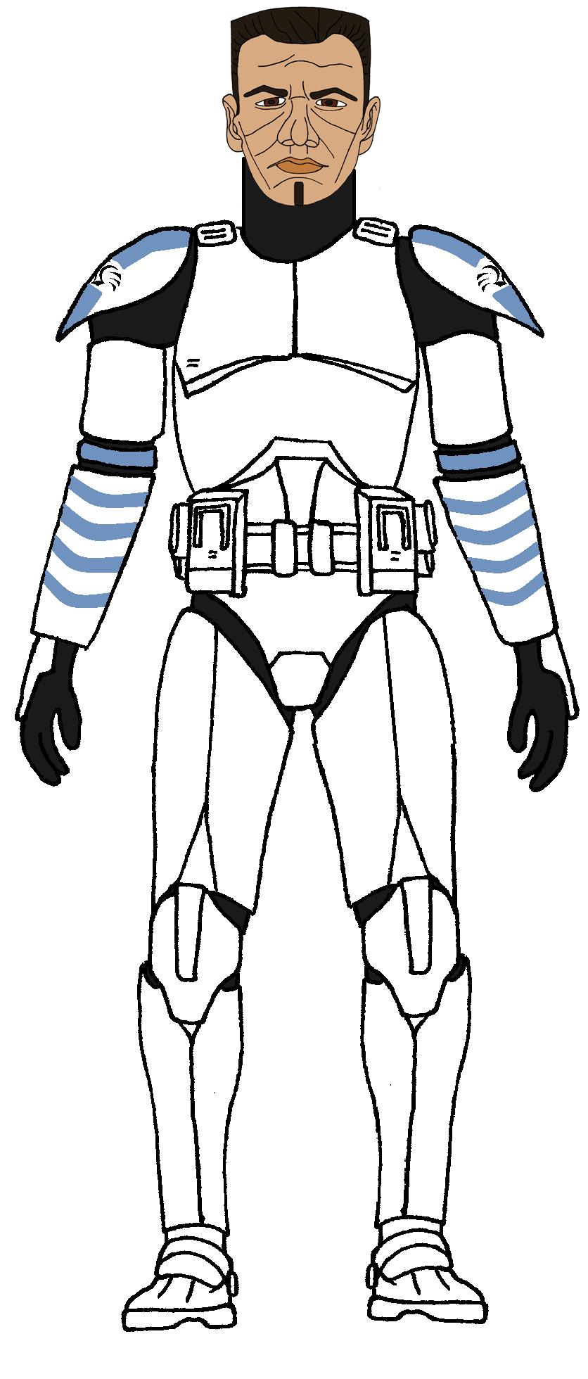 Clone Trooper Tango Company Pulsar 2 Star Wars Clone Wars Star Wars Pictures Star Wars Trooper
