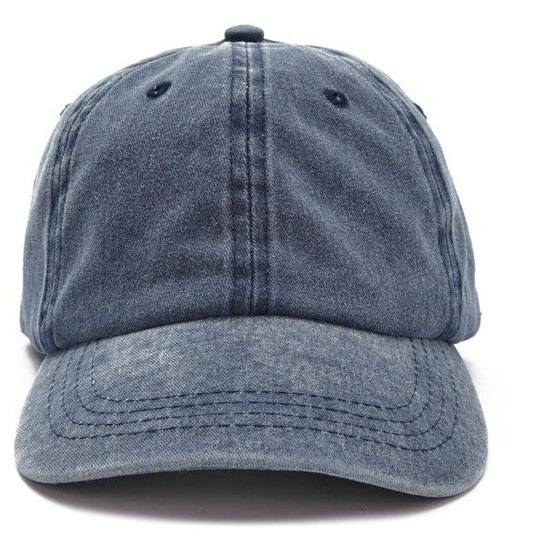 d1311192380b0 Forever 21 Women s Active Faded Denim Cap ( 7.90) ❤ liked on Polyvore  featuring accessories