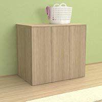 Ve.Ca. Mobile lavanderia con ante Riga 105 cm in legno