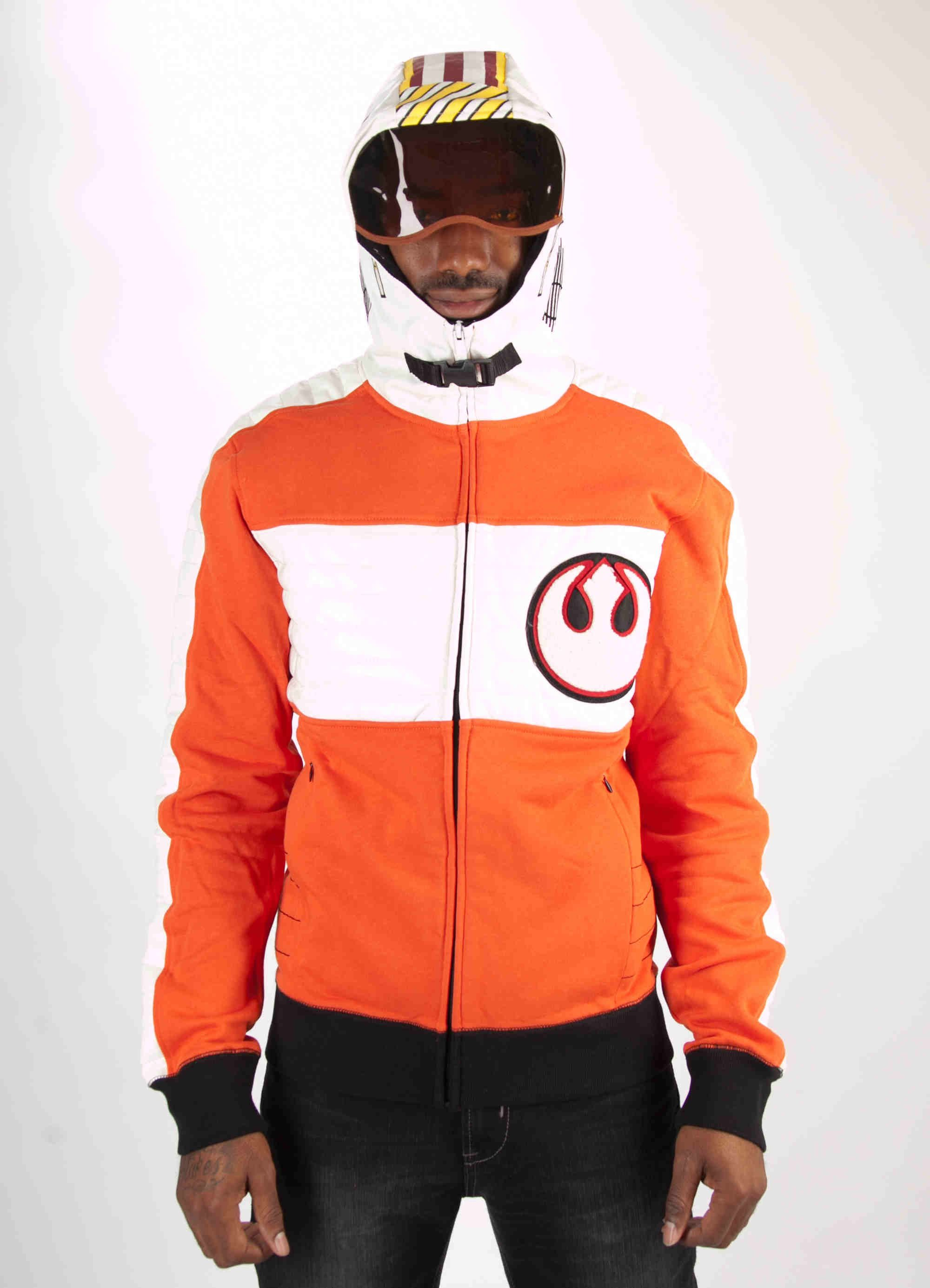 Ecko X Wing Pilot Star Wars Outfits Star Wars Hoodie Star Wars Inspired