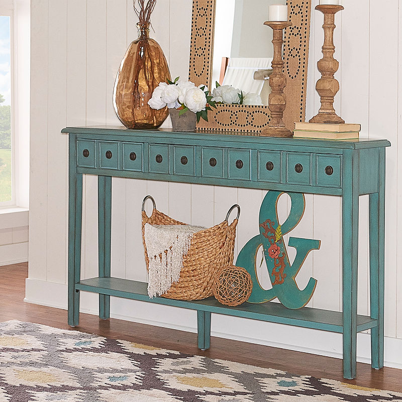 Sadie Long Console In 2020 Console Table Entryway Console Table