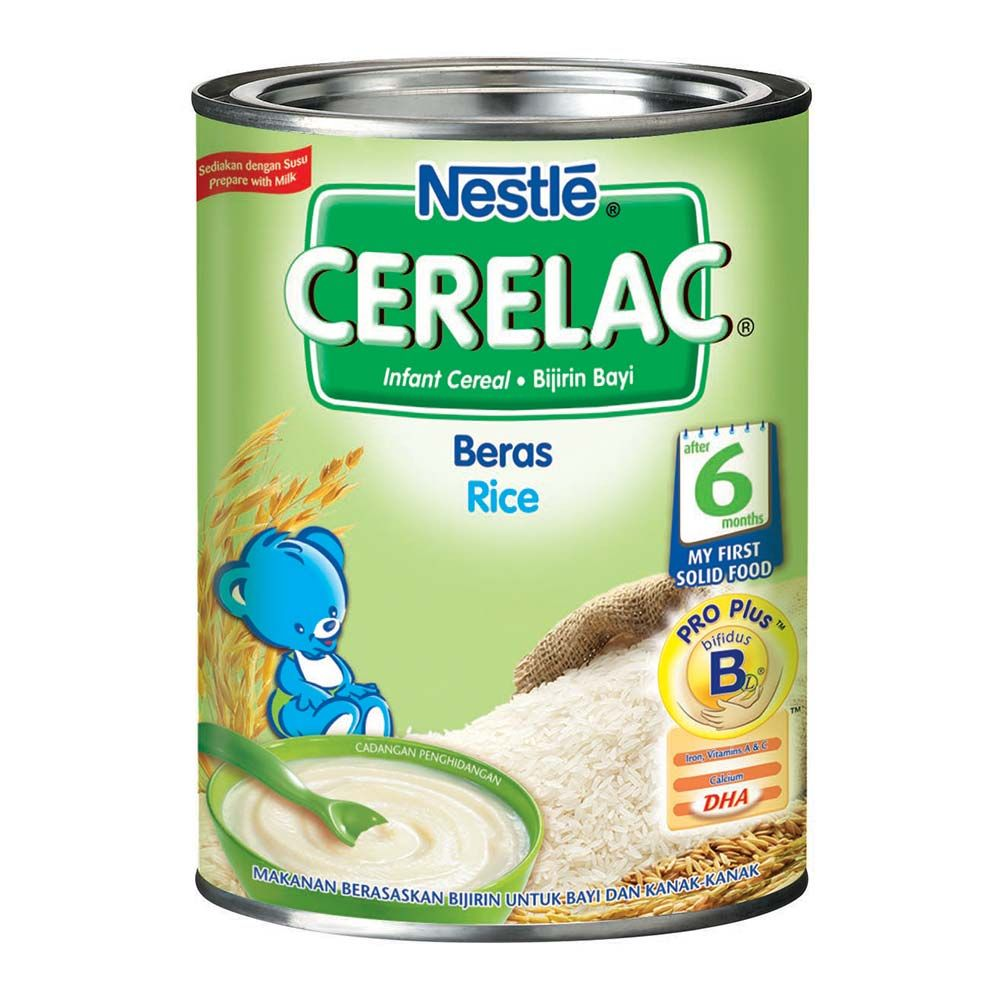 Cerelac Infant Cereal Rice Without Milk 500g
