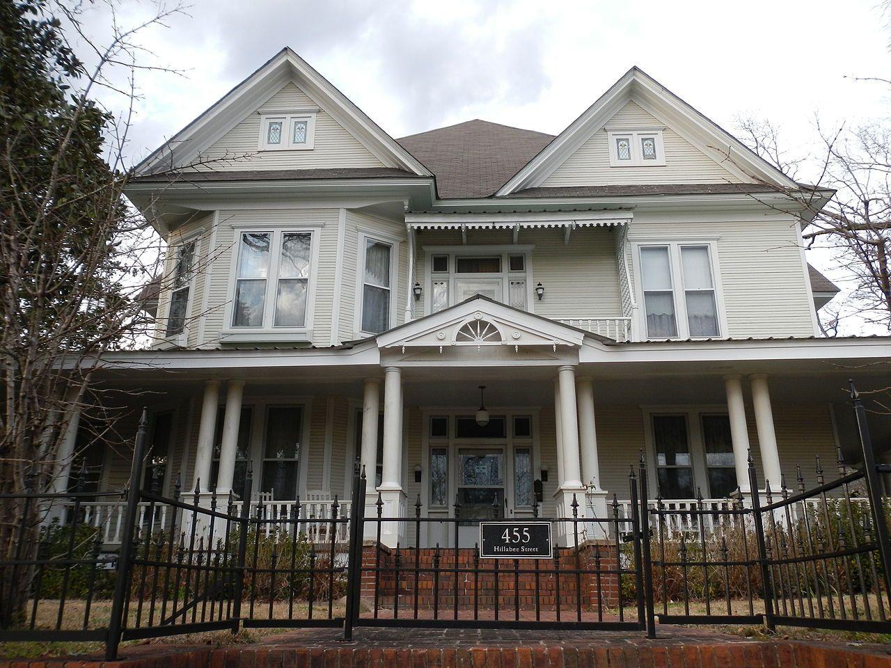 Alabama tallapoosa county - A J And Emma E Thomas Coley House In Tallapoosa County Alabama