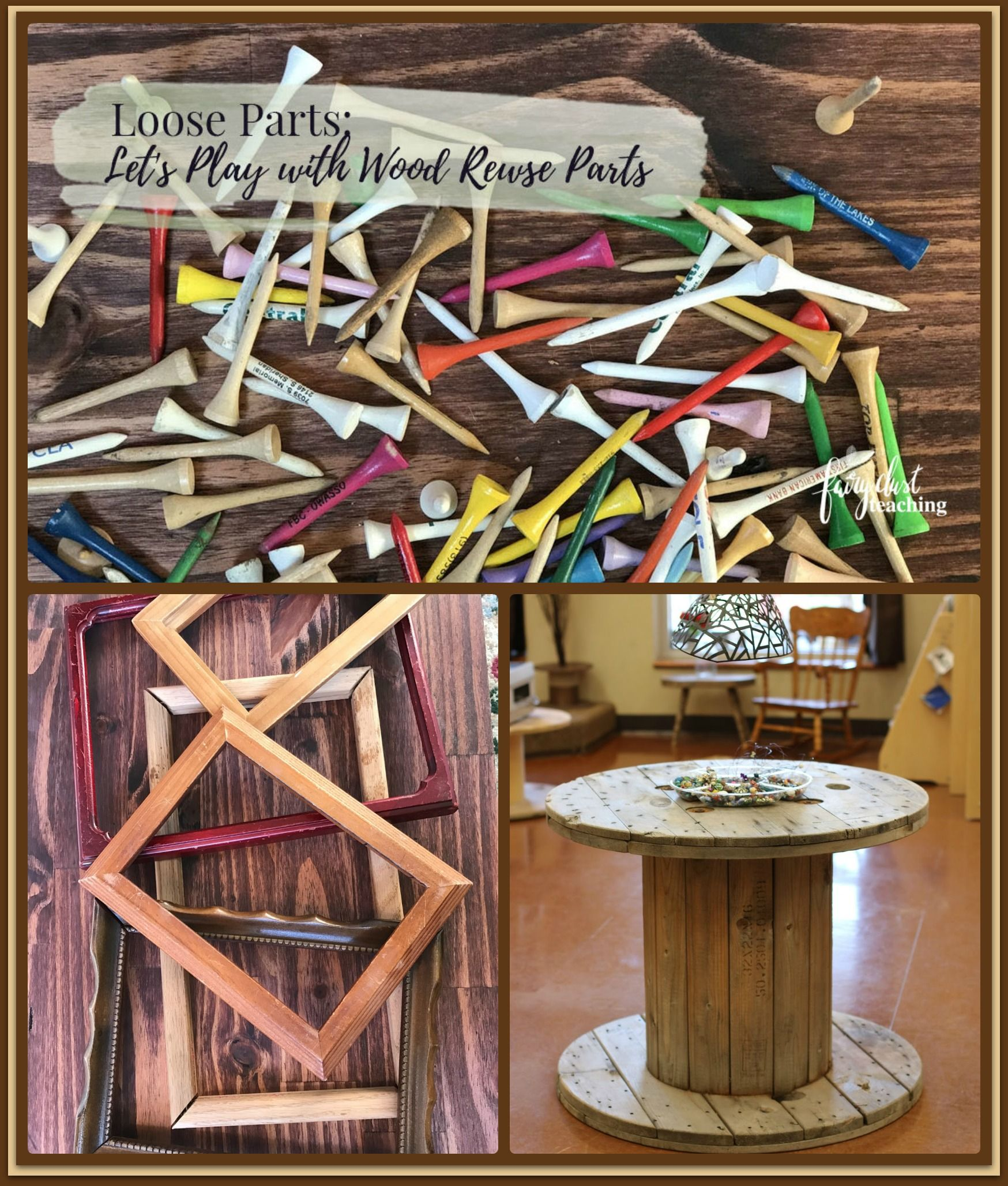 Loose Parts Let S Play With Nature Fairy Dust Teaching