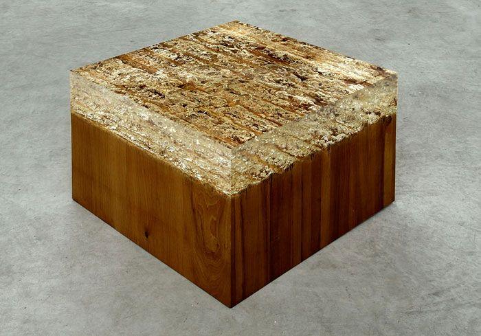 vera r hm plexiglass and wood pinterest bildhauer durcheinander und w rfel. Black Bedroom Furniture Sets. Home Design Ideas