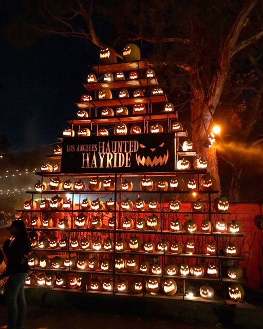 Griffith Park Halloween 2020 The annual Los Angeles Haunted Hayride for Halloween is located at
