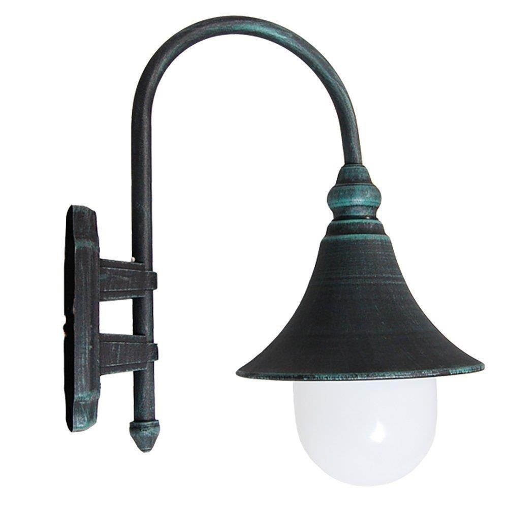 Modello Collection Verde Green Exterior Outdoor Lantern