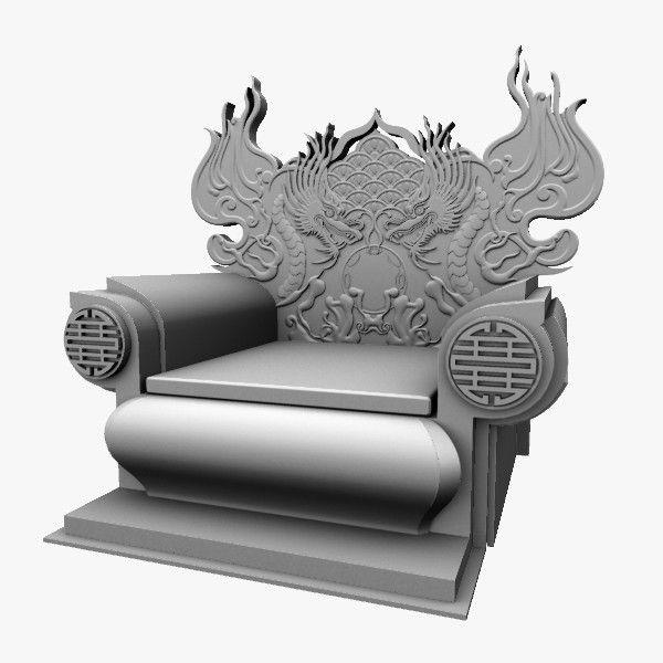 maya chinese throne chair 1 – Chair Throne