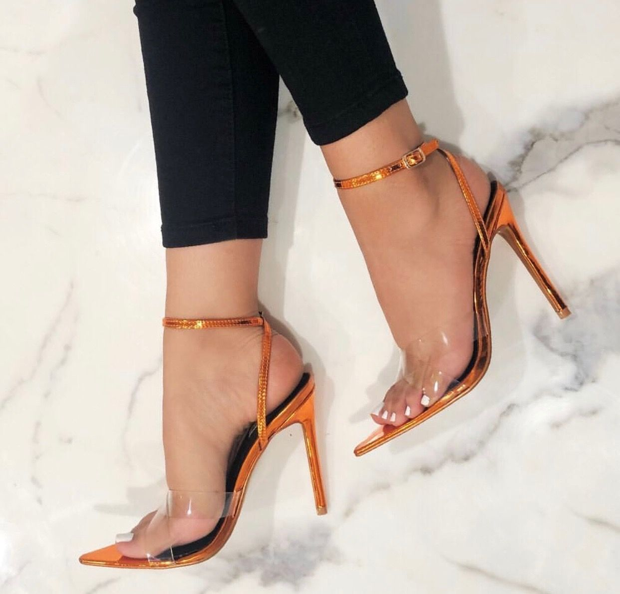 Stiletto Shoes Shoesaddict Sandals Zapatos Estilo Fashion Style Vanessacrestto Stiletto Ayakkabilar Kadin Ayakkabilari