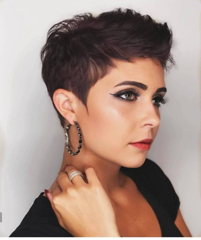 10 Easy Pixie Haircut Innovations - Everyday Hairs