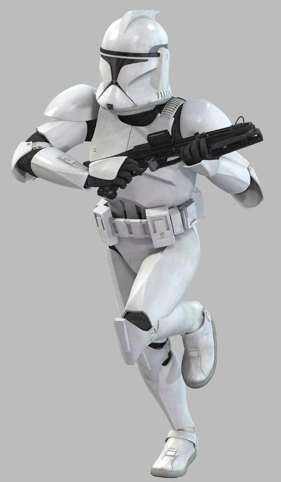 clone trooper phase 1 clone wars star wars clone trooper