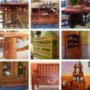 Cómo hacer muebles con material reciclado: Manual por pasos
