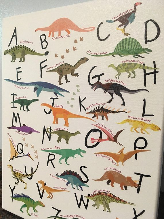 dinosaur nursery dinosaur wall decor dinosaur wall print dinosaur decor dinosaur abc print dinosaur alphabet dinosaur theme little boy room