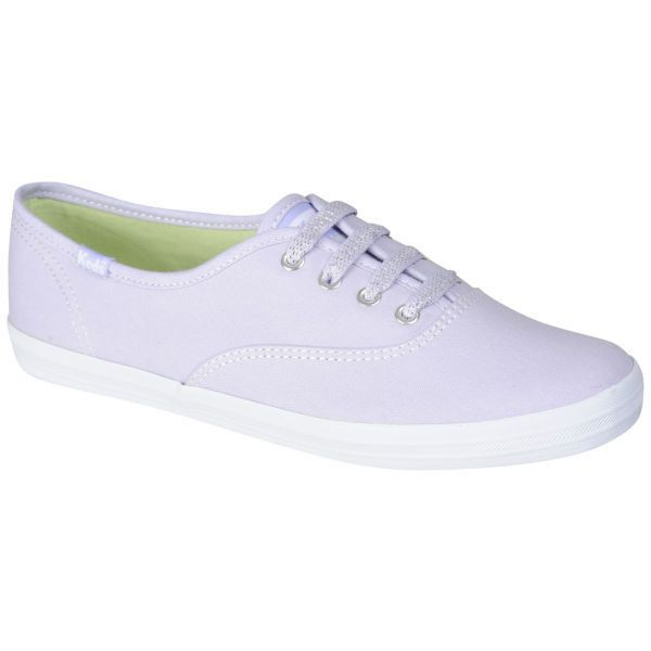 f6113cee557 Keds Champion Oxford Pumps - Lavender ( 54) ❤ liked on Polyvore ...