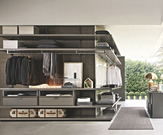 dressing sur mesure dressing lapeyre 8 exemples de rangements le dressing dressing et lapeyre. Black Bedroom Furniture Sets. Home Design Ideas