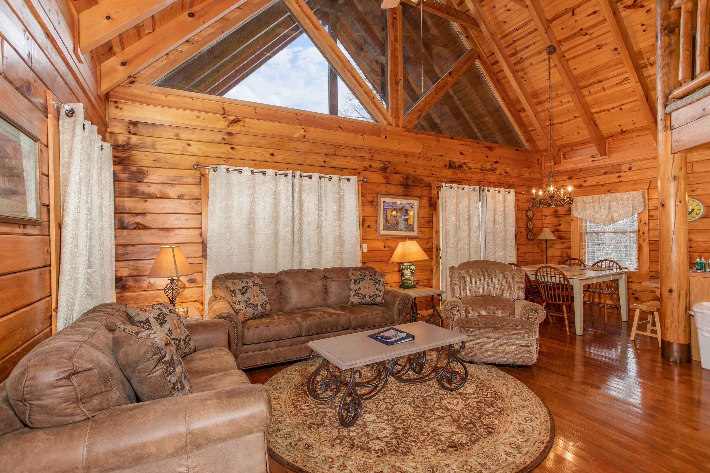 The Cowboy Way Deluxe 4 Bedroom Pigeon Forge Cabin Rental Cabin Pigeon Forge Cabin Rentals Cute Cabins