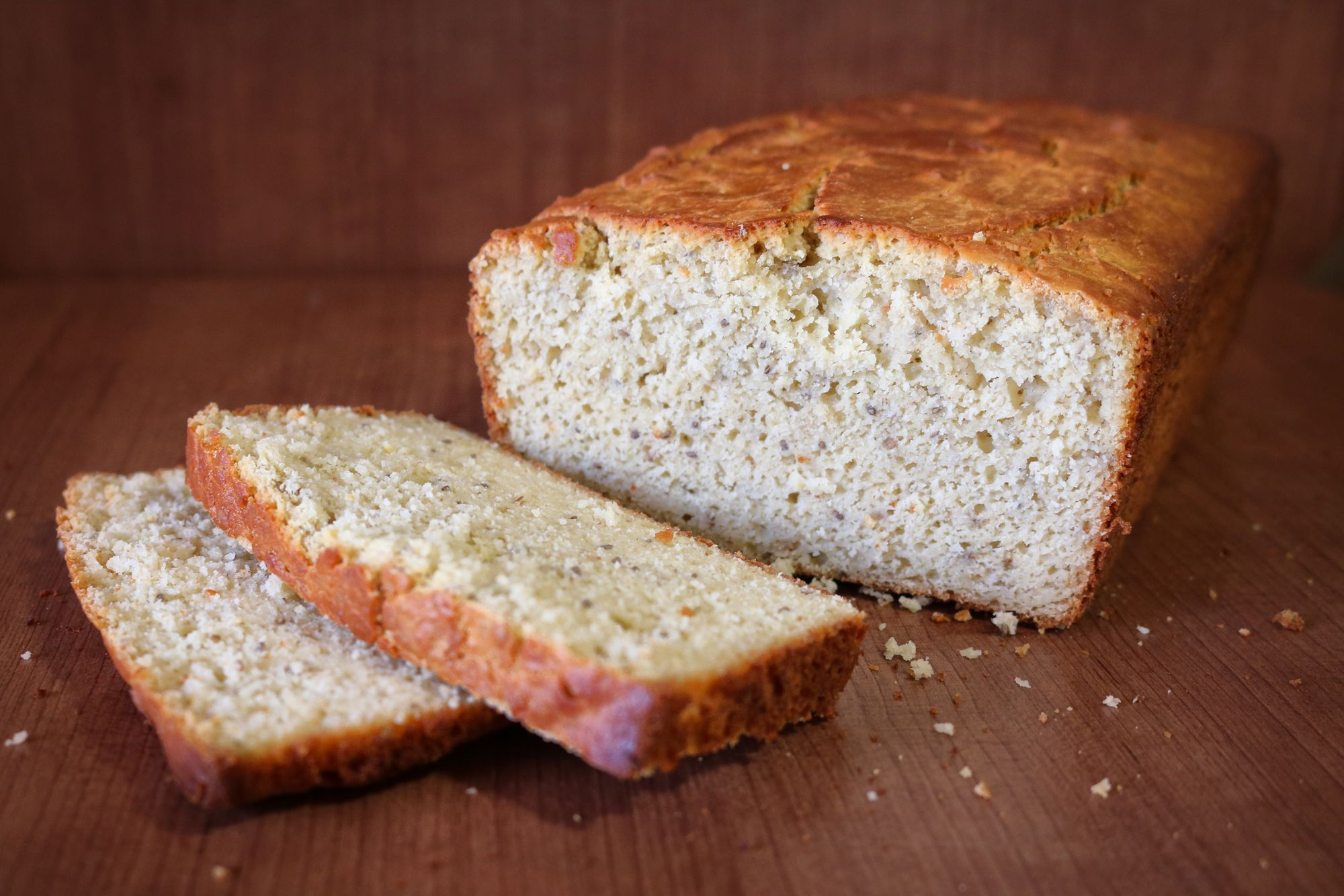 GlutenFree and RiceFree Buckwheat Bread Recipe