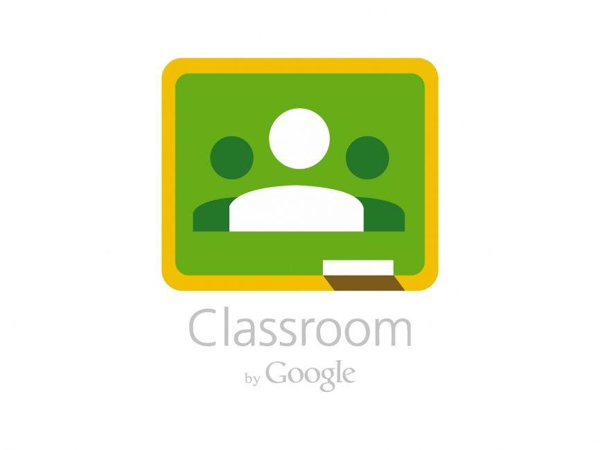 Google classroom vector logo commercial logos
