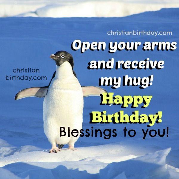 birthdayfreeimagecardblessingjpg 600 600 – Funny Christian Birthday Cards