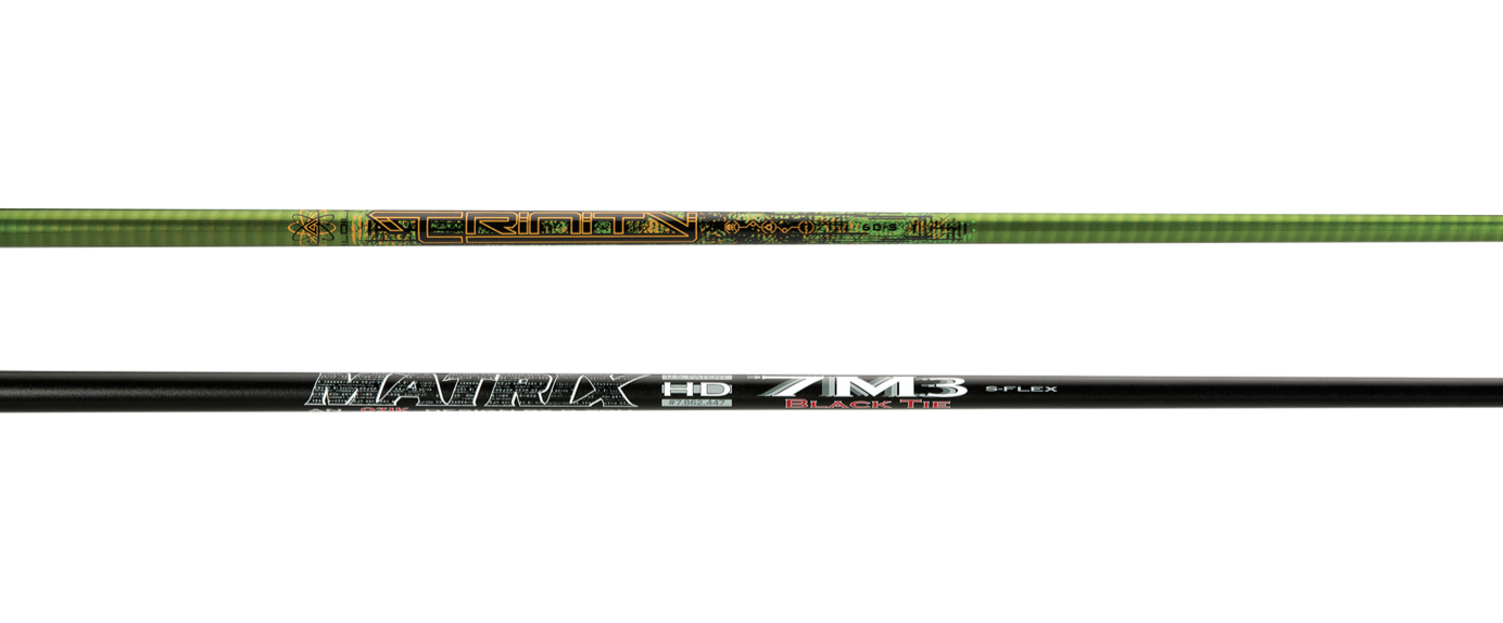 There Are Two Stock Shaft Options With The Razr Fit Xtreme Driver