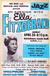 17 Best images about Vintage Jazz posters on Pinterest | Jazz ...