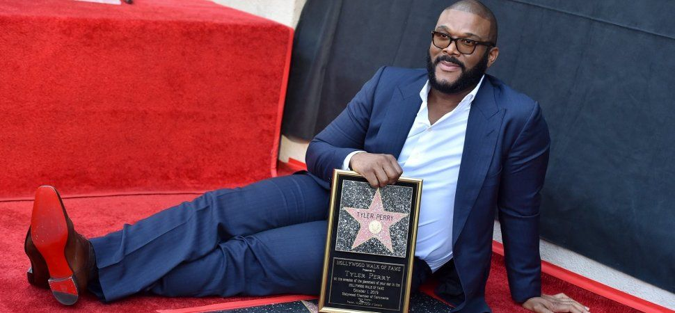 Media mogul tyler perry was once homeless heres how he