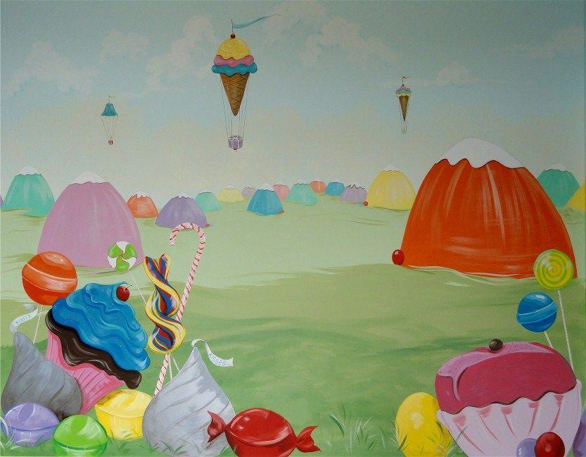 candy mural Louisville ky Murals Pinterest Artist
