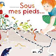 Sous mes pieds - Les Editions du Ricochet