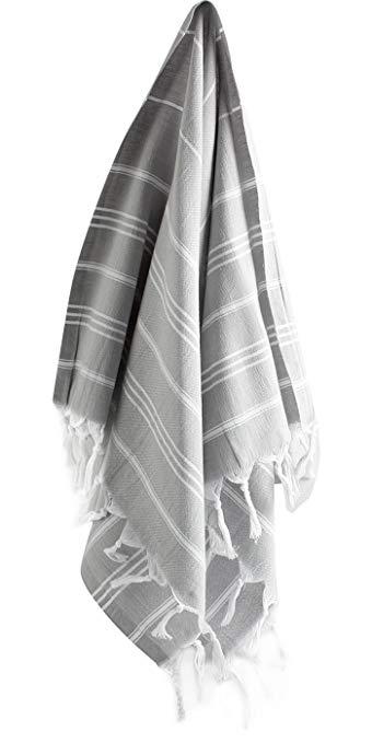 Amazon Com Cacala Hand Face Turkish Towel Pestemal 23x36