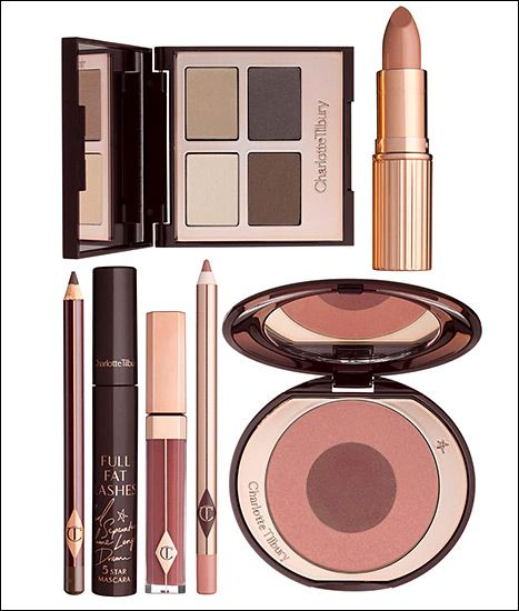 Charlotte Tilbury's Sophisticate makeup palette was used on Amal Alamuddin for her wedding day look.
