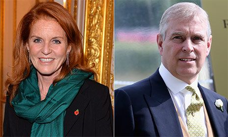 Sarah Ferguson on Prince Andrew: 'He is the greatest man there is'
