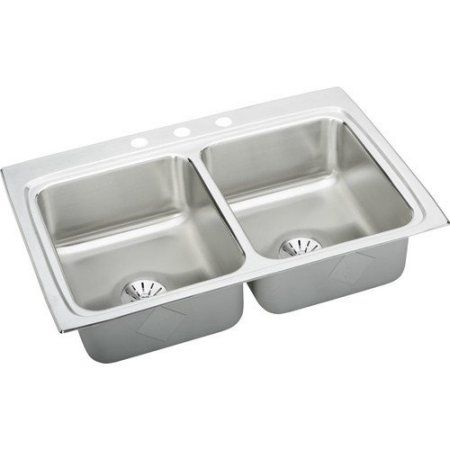 Home Improvement Sink Top Mount Kitchen Sink Stainless Steel
